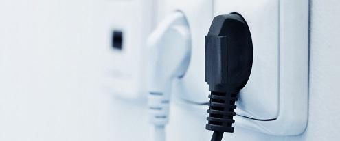 Aanleg van elektriciteit